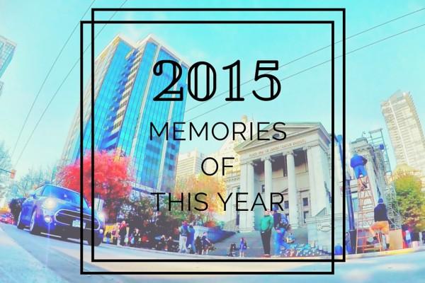 Memoriesof2015